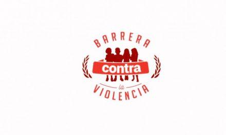 Barrera contra la violencia Infantil