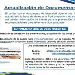 Actualización de Documento