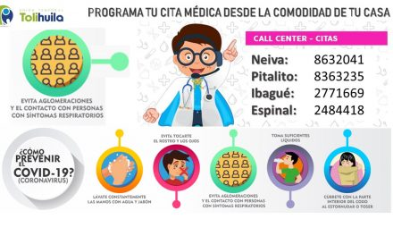 Call center – Citas Médicas