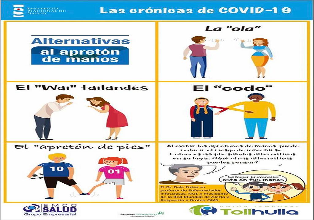 Crónicas Del COVID