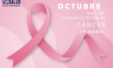 Día Mundial de lucha contra cáncer de mama
