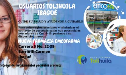 Nueva Farmacia EMCOFARMA