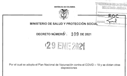 Plan Nacional de Vacunación
