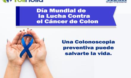 DÍA MUNDIAL CONTRA EL CÁNCER DE COLON