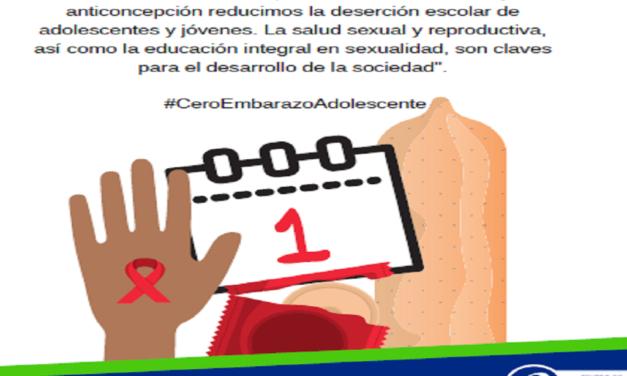 Semana andina de prevención del embarazo en la adolescencia