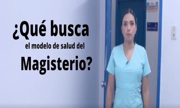 MODELO DE ATENCIÓN MAGISTERIO